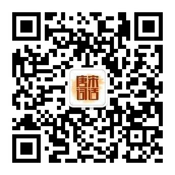《唐宋词话》官方微信