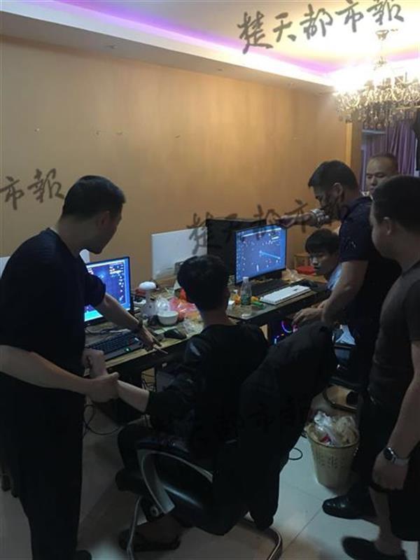 襄阳破获特大热门网游外挂案 冻结资金1200万元