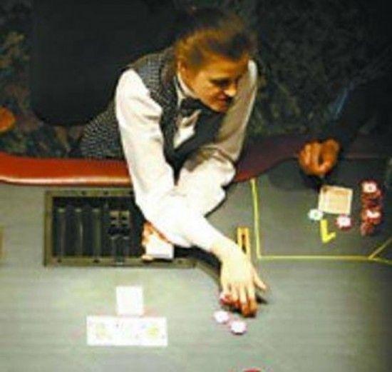 中国唯一合法赌博的地方 网友全方位揭密澳门赌场