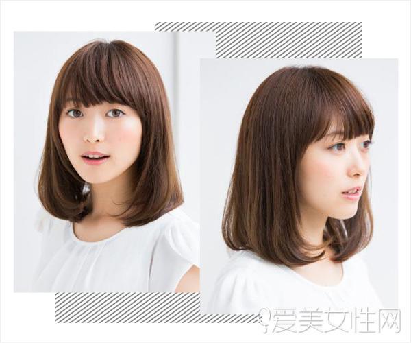 发型不仅要流行 还要适合自己脸型