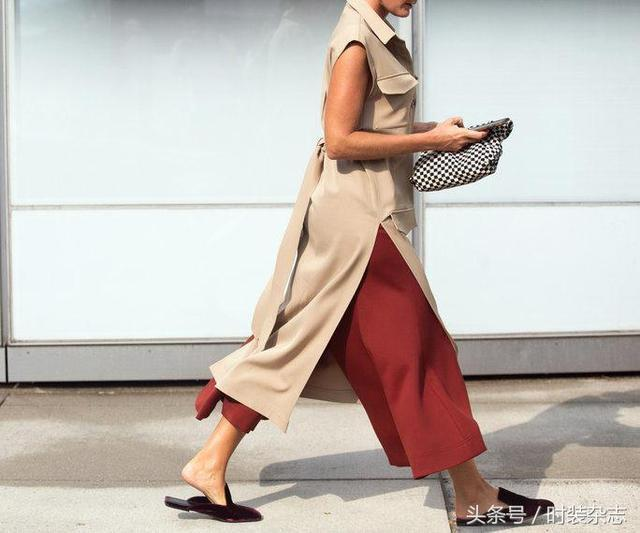 10个时尚偏方:拯救单调无聊的简约穿搭 !
