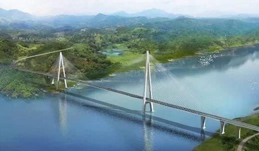 湖北12座长江大桥同时在建 咱黄冈就有2座!