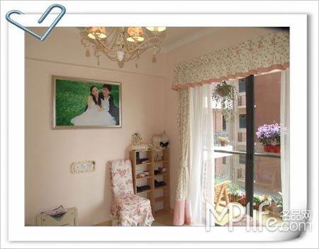 小户型室内装修设计 田园风格家居