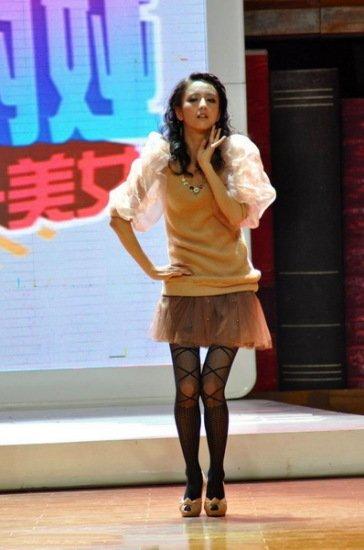 Hold姐领跑网袜恶俗范冰冰穿错美甲时尚性感上演性感漂亮图片大全大全图片图片