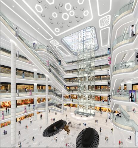 欧亚达汉口国际广场5.1盛大开业图片