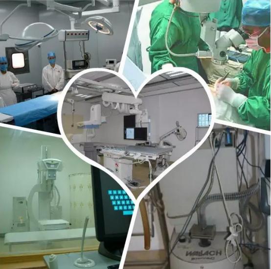 中南医院20位专家来孝感航天医院开展大型义诊活动