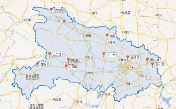 荆门这个地方将被湖北省重点扶持 全省仅10地入围