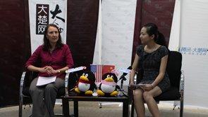 美国驻汉总领事 苏黛娜