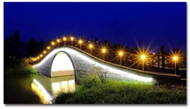 你可能还不知道,荆州的夜色原来辣么美