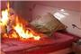 黄石女子离婚后因房产起纠纷 竟纵火烧旧家
