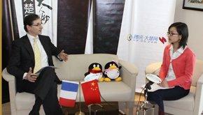 法国驻汉总领事 蓝博
