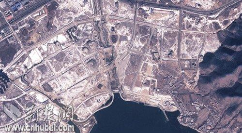 武汉大学成功处理资源三号卫星首图