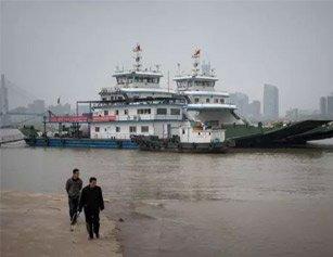 日渡车辆从1万到10多辆 武汉汽渡码头将拆除