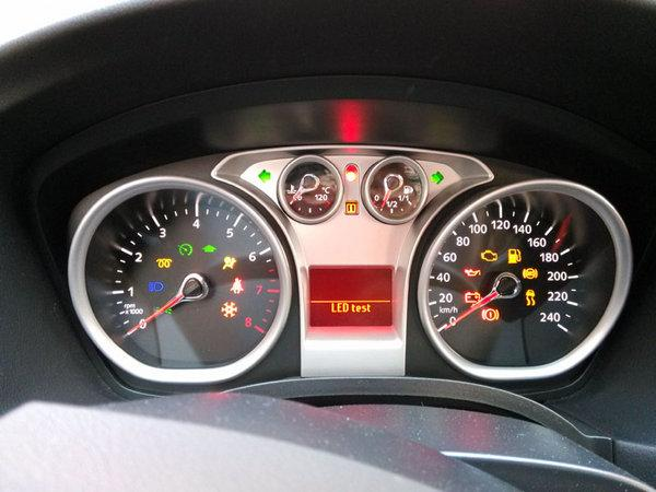 安全气囊报警灯-用车小知识 仪表盘上那些灯你全都认识么
