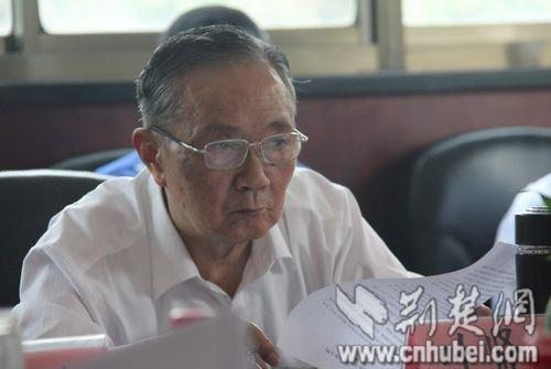 叶贤恩新著《湖北名人》研讨会在武汉举行