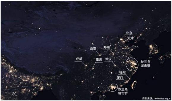 2017房地产投资吸引力报告 沪京深居前三武汉排第九