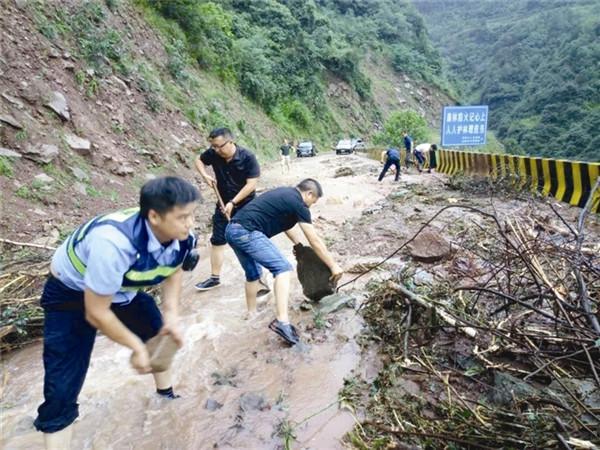宜昌暴雨洪涝致11.9万人受灾 紧急转移安置782人