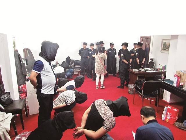 400万房款失踪牵出4亿赌博案 黄冈警方抓获48人