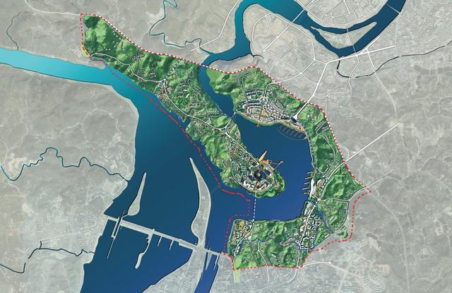300亿动了宜昌的心系列二:世界的半岛 我们的城邦