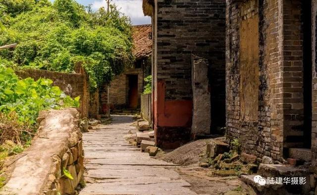 隐匿于世八百年的泾联古村 至今依旧人迹罕至