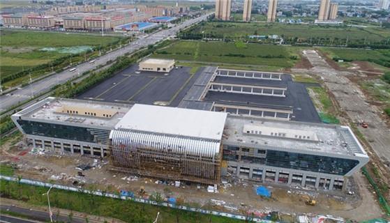 襄阳汽车客运西站将完工