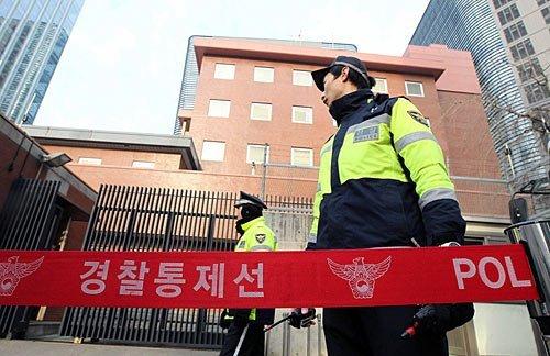 中国男子涉嫌烧日本使馆和靖国神社遭韩国起诉
