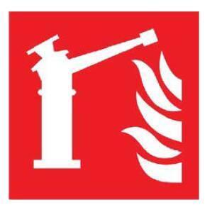 指示消防炮的位置   消防软管卷盘   地下消火栓   指示地下消火栓的位置   地上消火栓   指示灭火设备集中摆放的位置   手提式灭火器   指示手提式灭火器的位置   推车式灭火器   指示推车式灭火器的位置   消防炮