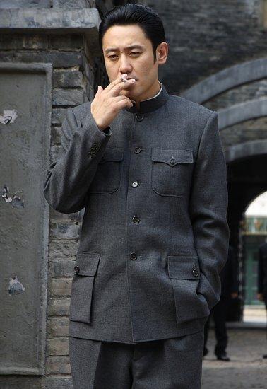 第十七届上海电视节最佳男演员入围之吴秀波