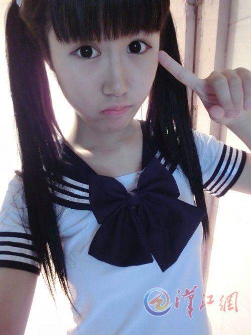 襄阳市最美校服女生参评世界杯宝贝图 大楚