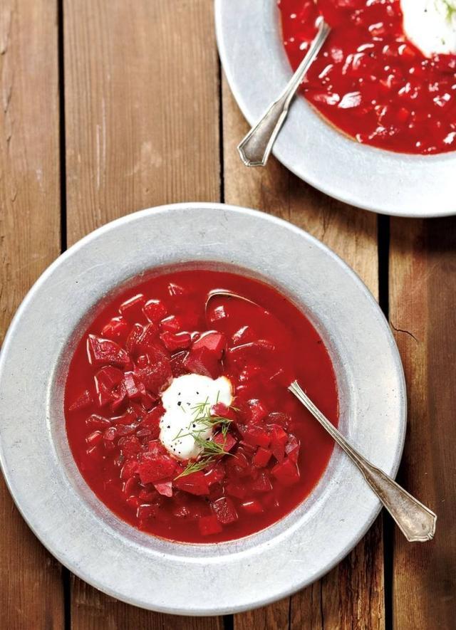 """说它是""""最红""""的汤 没有人反对吧?"""