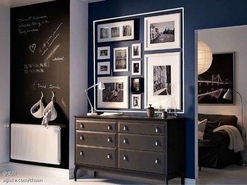 8大照片墙设计 给你diy的灵感源泉