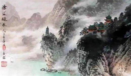 丹江口复建古均州八大景