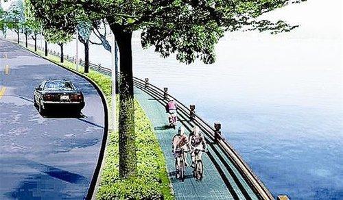 武汉修建2200公里绿道每平方公里有1公里绿道