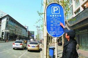 """停车费上涨改变市民购物习惯 进商场""""闲逛""""少"""