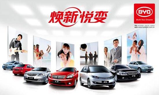 国货精品武汉最低价 比亚迪10月19日车展抄底团购高清图片
