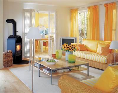 布艺在家居软装中的小作用 打造居室温馨格调