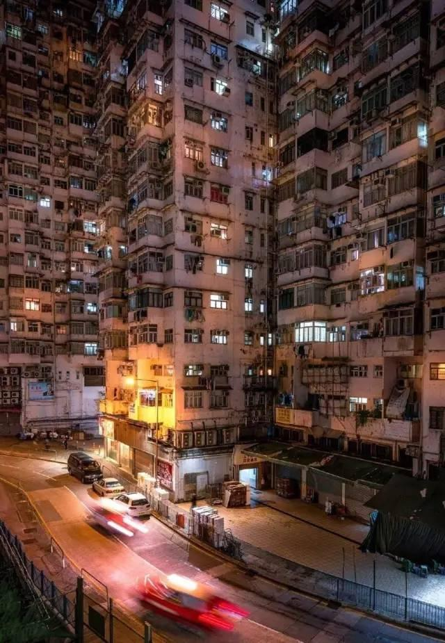 如此炸裂的香港丛林出自85后小伙之手