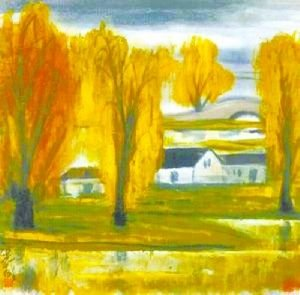 早期油画历史悠久市场 风光无限 收藏该理性