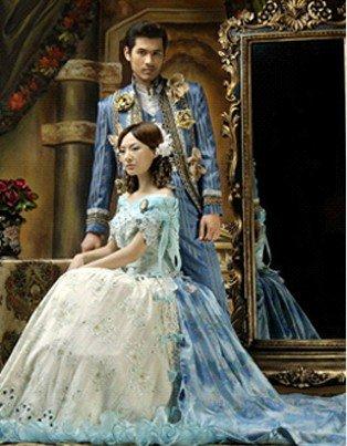 盘点最流行的婚纱照风格