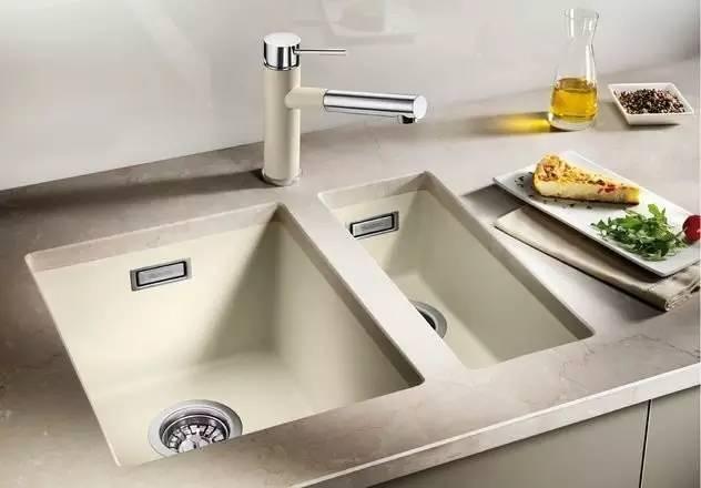 厨房水槽安装台上盆or台下盆?终于懂了!