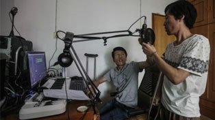 郑智化兄弟的录音棚