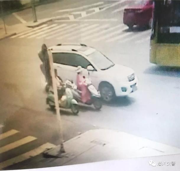 潜江交警破获一起电动车伤人逃逸案 肇事者被拘