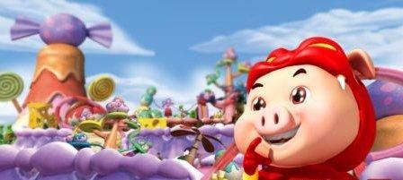 猪猪侠《积木世界的童话故事》8月底推出