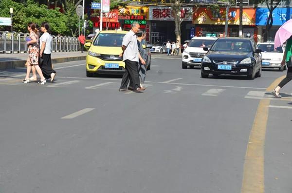 十堰曝光一批不礼让行人的车辆 有你认识的吗