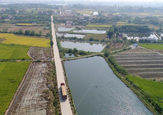 漳河新区凤袁路新建工程本月开工 全长5000余米