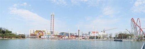 """武汉主题公园投资现""""牛市"""" 海滩水公园将开业"""