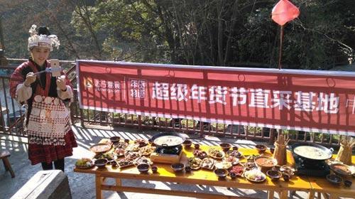 """苏宁易购""""年货大SHOW""""开启年货节高潮"""