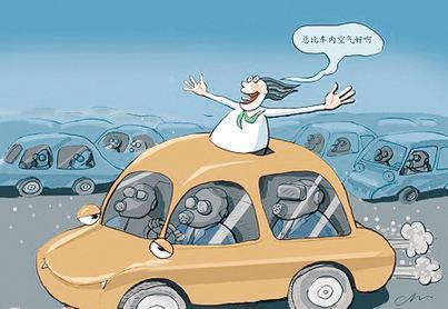 汽车保养课堂:车内空气净化方法全能大比拼图片