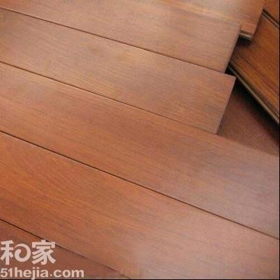 柚木别墅地板图片11