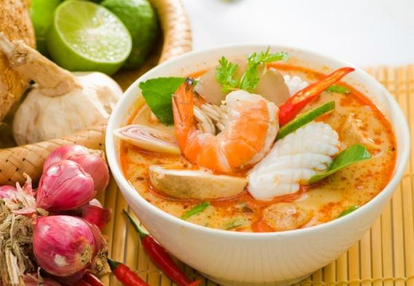 让人口水直流的泰国美食推荐图片